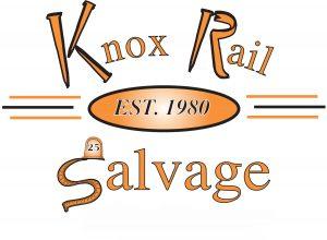 Knox Rail Salvage Logo