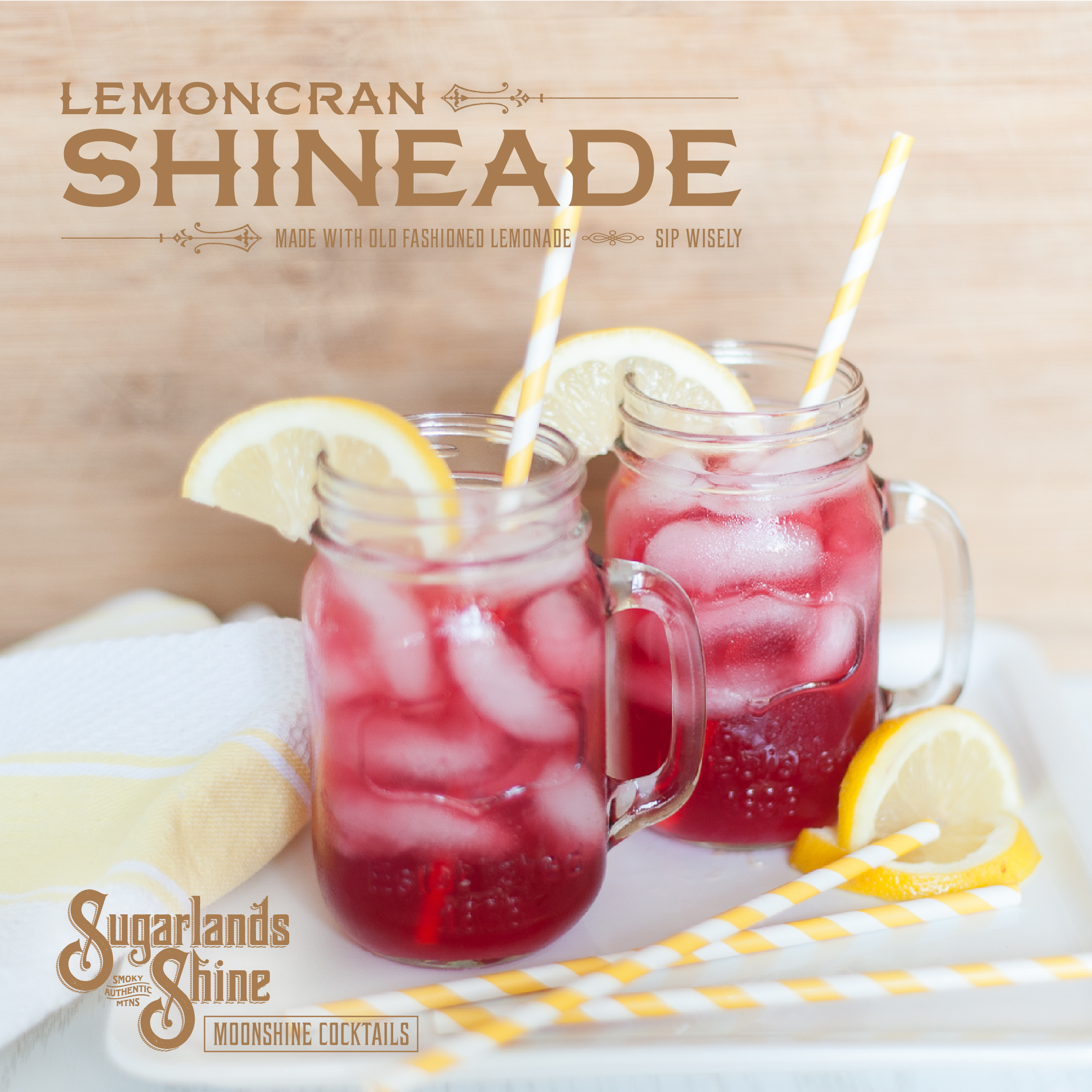 Twitter - LemonCran Shineade