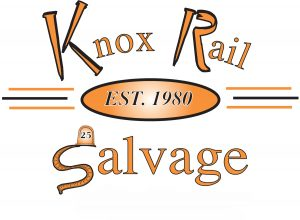 Knox Rail Salvage Logo