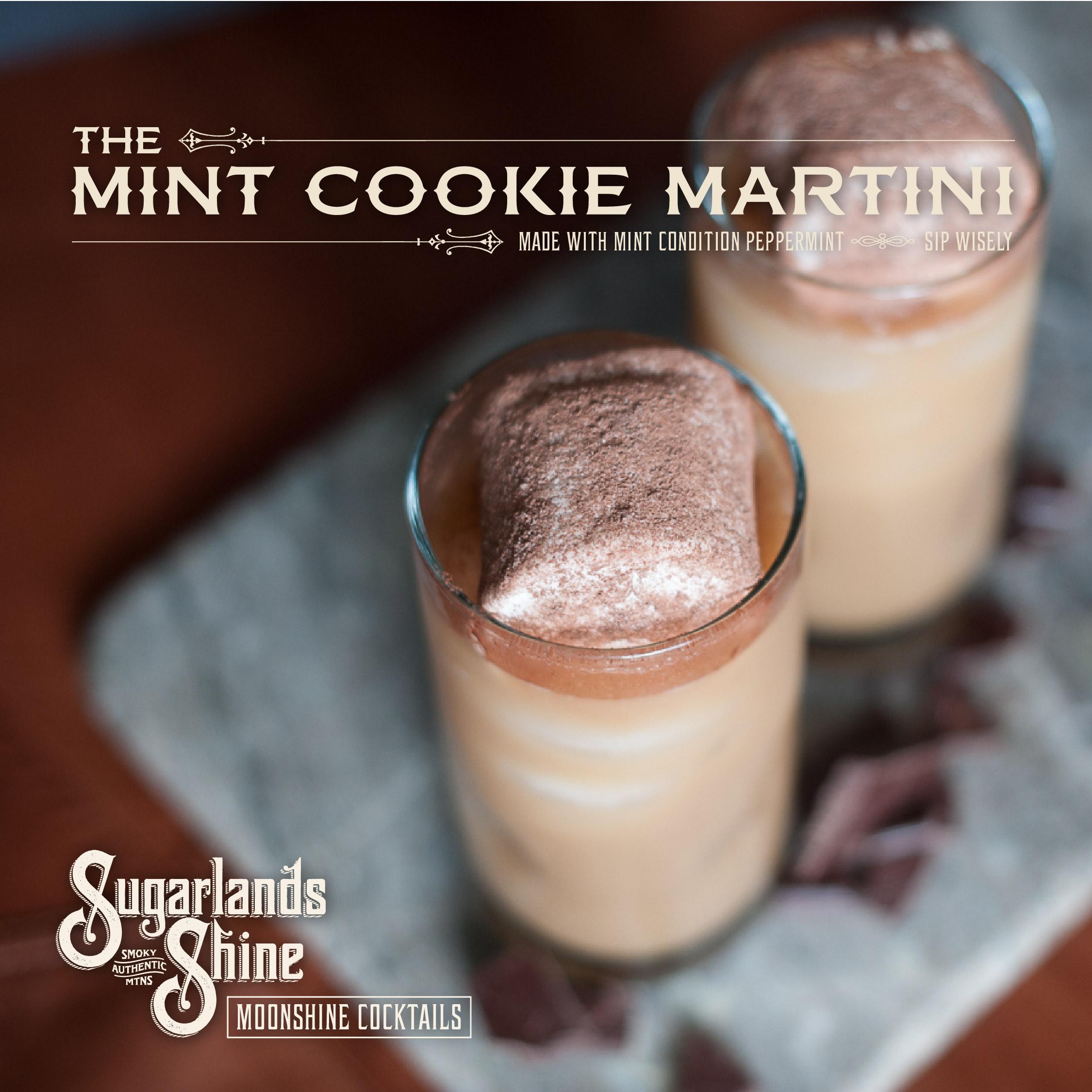 Mint Cookie Martini IG