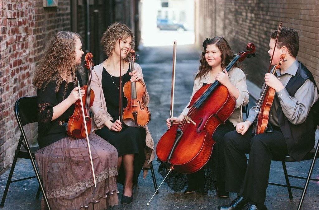 WDVX — Bette Smith / Anderson String Quartet - WDVX