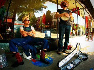 Permalink to The Big Plate presents Vaden Landers Band / Katie's Randy Cat